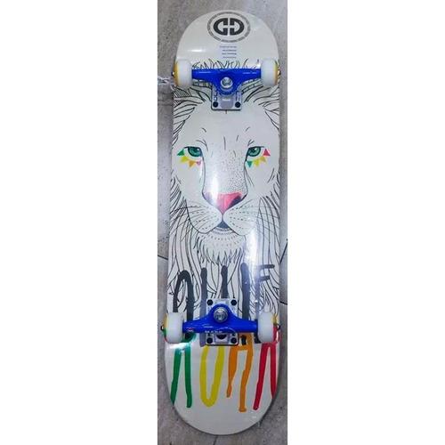 skateboard ollie mark thompson pro truco pennyskatelongboard