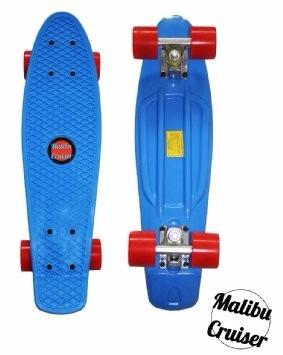 skateboard penny 22 pulg. marca malibu+mochila+llave nuevo