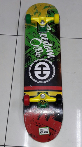 skateboards ollie.  abec 11 profesionales
