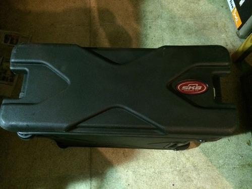 skb rack anvil ruedas fibra sonido pro amplificador 19 usa