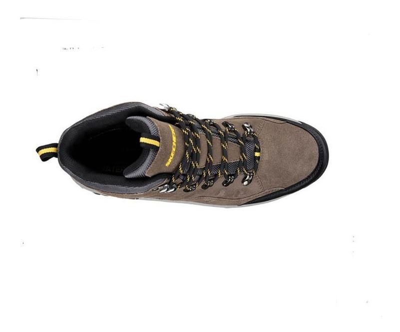 Skechers Relment-Pelmo Botas de Senderismo para Hombre