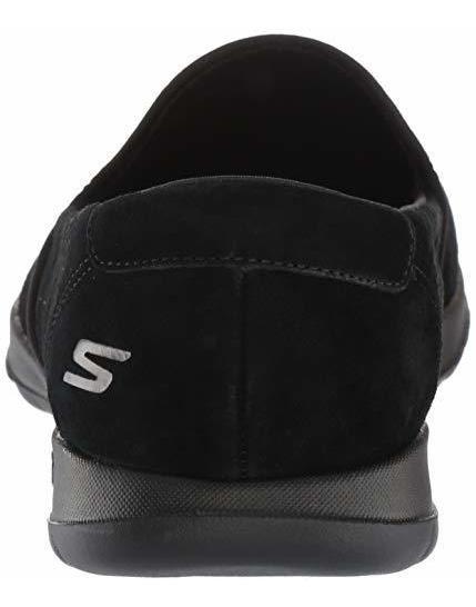 Skechers Go Walk Lite Glam Zapatillas Anchas Zapatillas Para