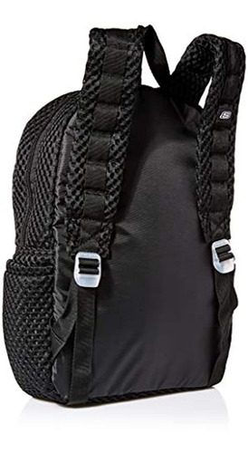skechers lunar - mochila para hombre (talla única)negro