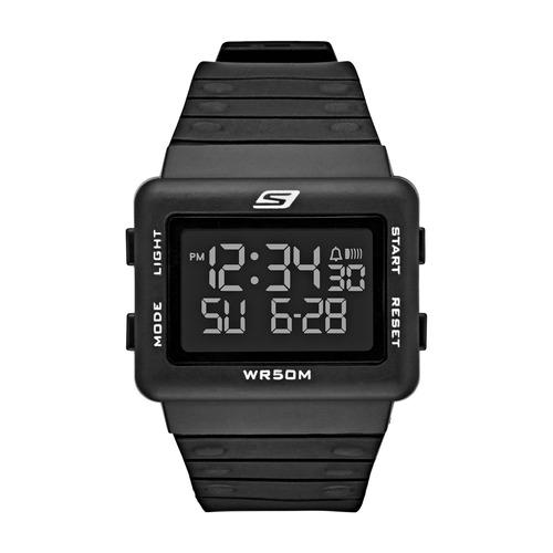 skechers - reloj sr1077 larson digital para hombre