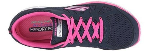 skechers sport womens flex appeal 20 zapatillas simplistas d