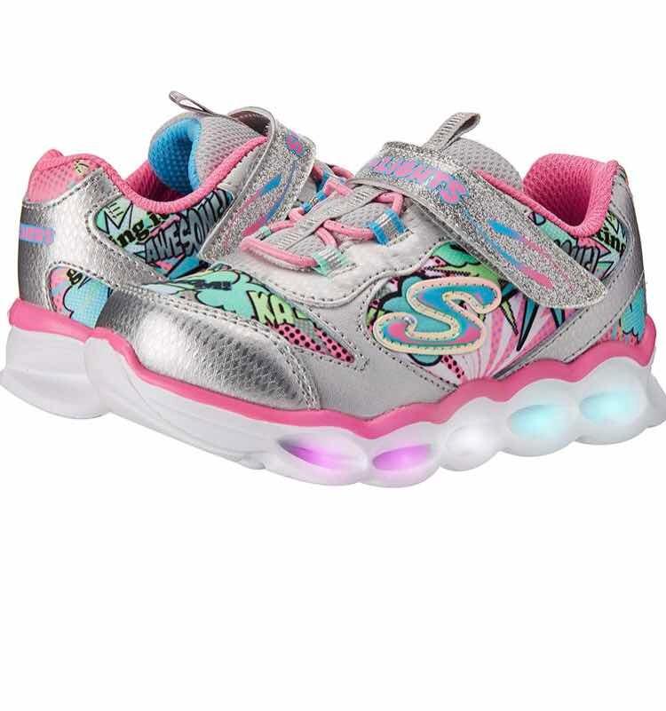 lente Repeler Decepcionado  skechers de niña con luces - Tienda Online de Zapatos, Ropa y Complementos  de marca