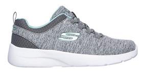 zapatos skechers mujer invierno blanco zapatillas