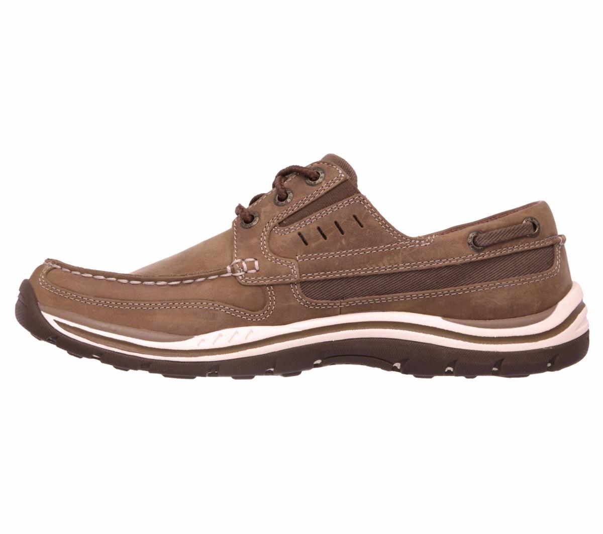 Skechers Zapato Casual Memory Foam Medida 8 8.5 Mexico