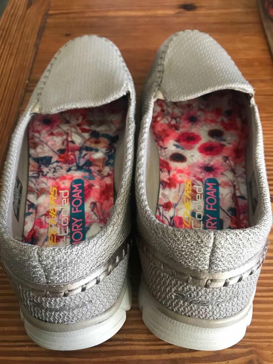 zapato formal skechers uruguay