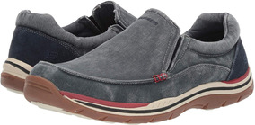 Skechers Navy Model Avillo Expected Casuales Zapatos Hombre BQCWoexdrE