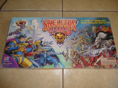 skeleton warriors milton bradley 1994 guerreros esqueleto