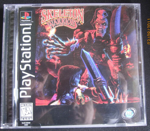 skeleton warriors playstation one