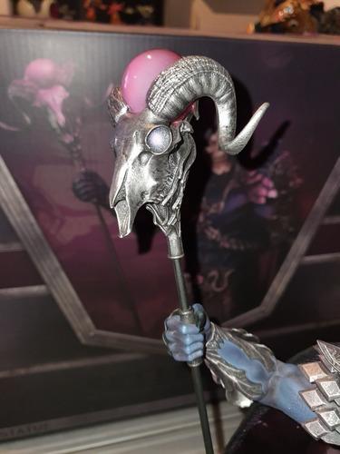 skeletor estatuadesideshow collectibles