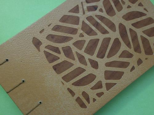 sketchbook libreta de bocetos artesanal encuadernado copto