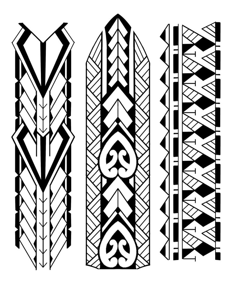 Sketchbook Maori Para Tattoo Gustavo Teixeira 150 Desenhos R 49