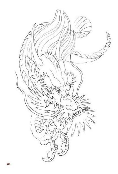 Sketchbook Pablo Barada Desenhos Orientais Tatuagem R 69 90