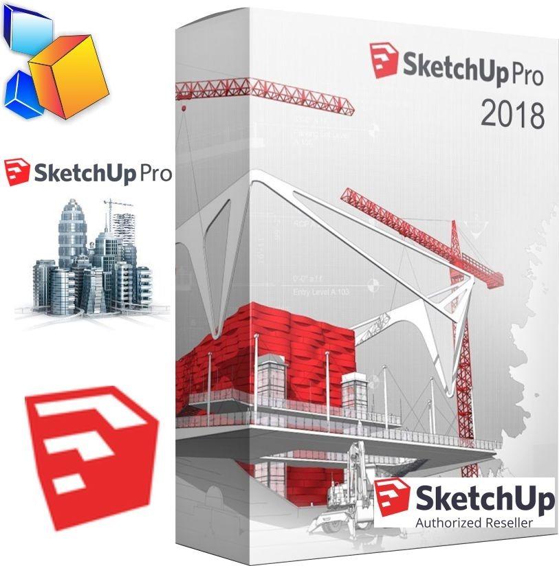 Compra SketchUp Pro 2018