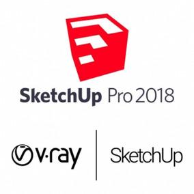 vray mac sketchup 2018