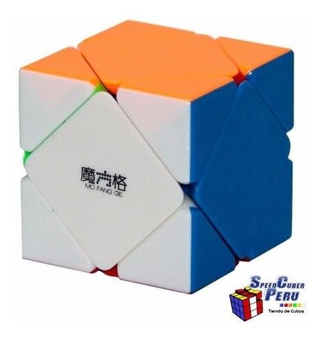 skewb qiyi cubo mágico de rubik original para speedcubing!