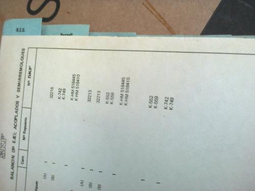 skf rodamientos 1970