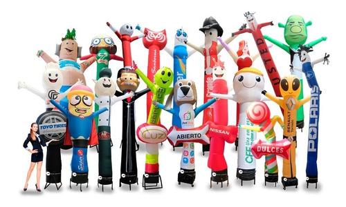 ski dncer   inflable, stand, muñecos, evento, celebraciones.