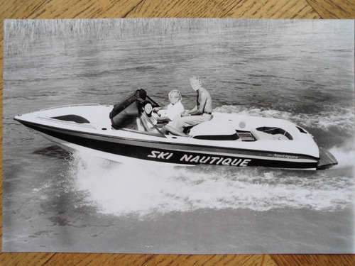 ski nautique 1998 open bow 310 hp 8 plazas ford pro gt40