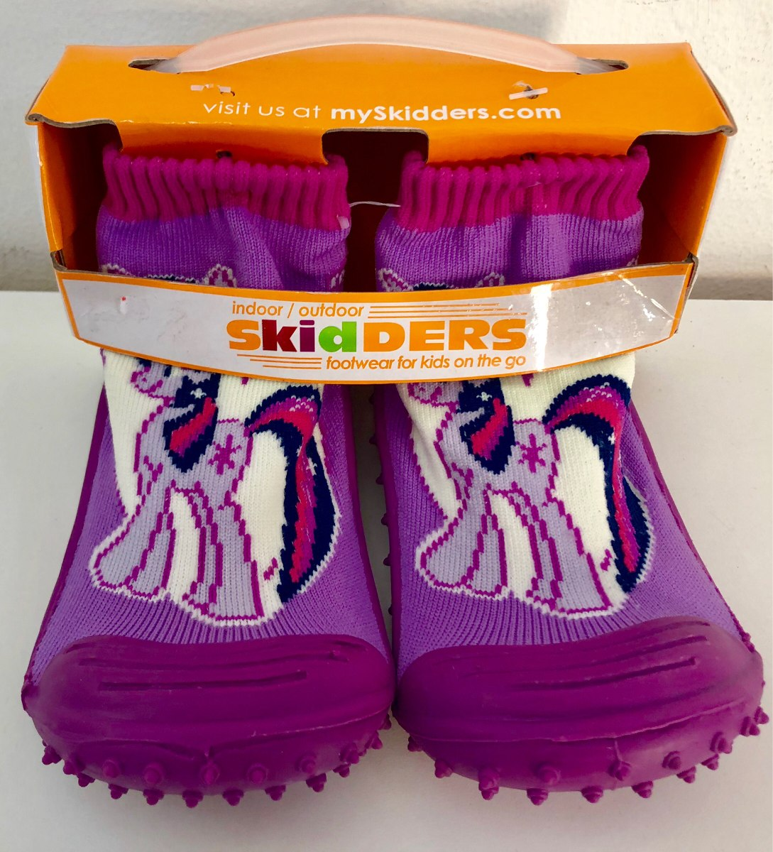 Skidders Zapatos Antiresbalante My Little Pony Talla 22 Y 23 - Bs ...
