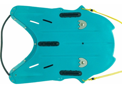 skimer fun green - wakeboard, esqui aquático, bodyboard
