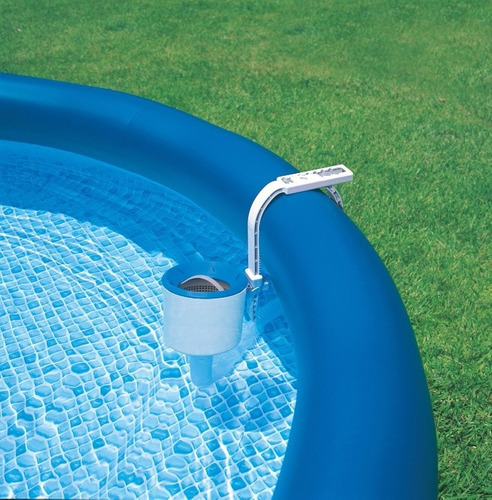 Skimmer intex piscina inflavel pre filtro bomba filtrante for Filtro piscina intex