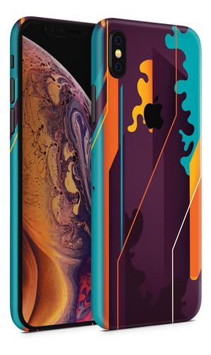 skin abstract v1 para telefonos apple iphone