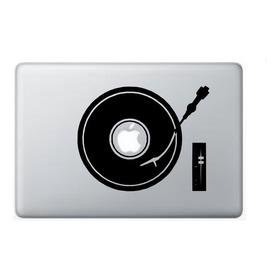 Skin Adesivo Decorativo Macbook Pro Air Deejay Dj Macb-22