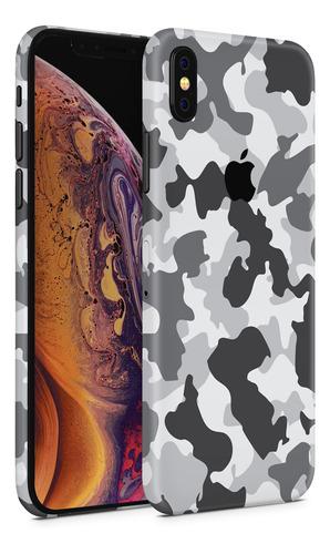 skin artic cammo para telefonos apple iphone
