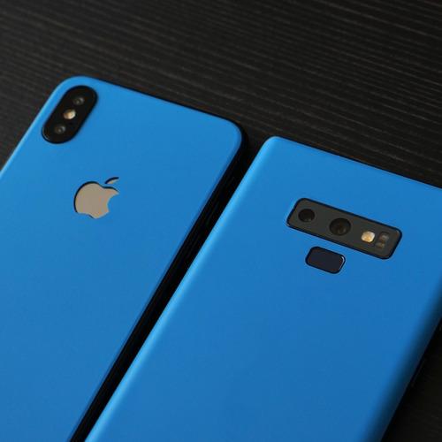 skin azul riviera apple samsung huawei lg sony xiaomi etc