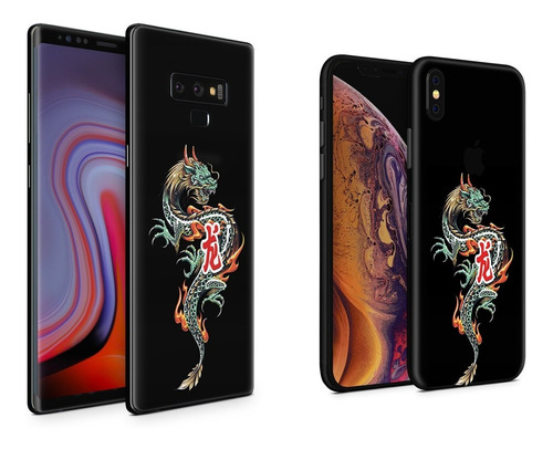 skin dragon apple samsung huawei lg sony xiaomi etc