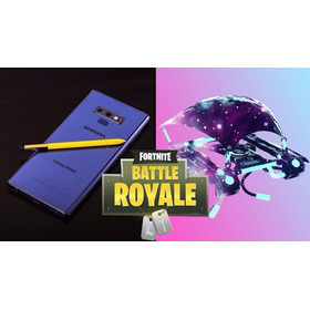 Skin Galaxy Fortnite Box