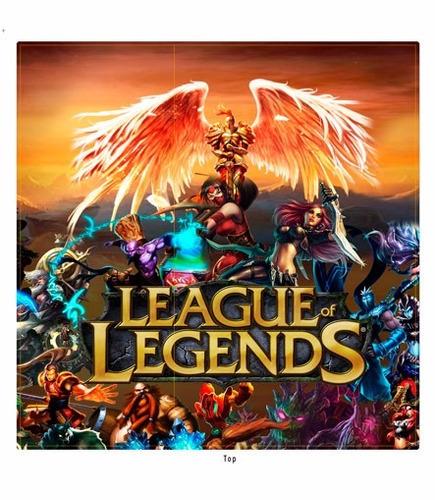 skin league of legends ps4 consola+2 controles personalizado
