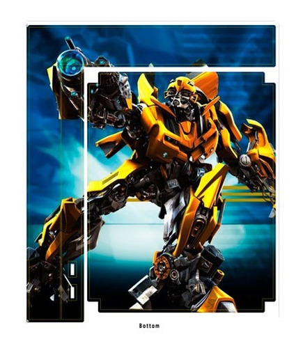 skin ps3 super slim transformers (1)consola+2 skin controles