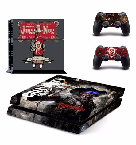 skin ps4 call of duty black opps (5)consola+2 skin controles