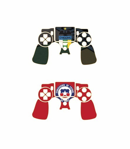 skin ps4 pro football (1) consola+2 skin controles