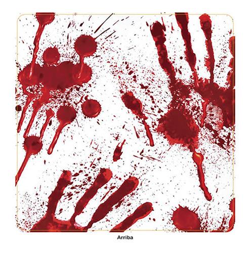 skin ps4 slim sangre (439) consola+2 skins controles