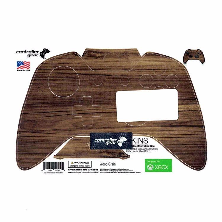 Skin Wood Grain Control Xbox One (no Es El Control)