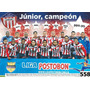 Skin , Portatil, Adhesivo, Sticker, Calcomania, Junior Fc