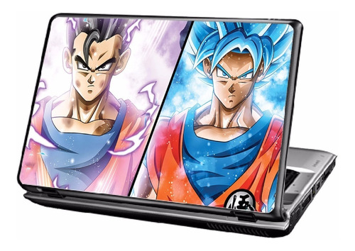 skins adesivos para notebook dragon ball super