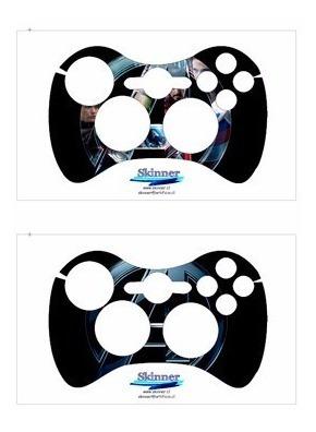 skins controles xbox 360 personalizados
