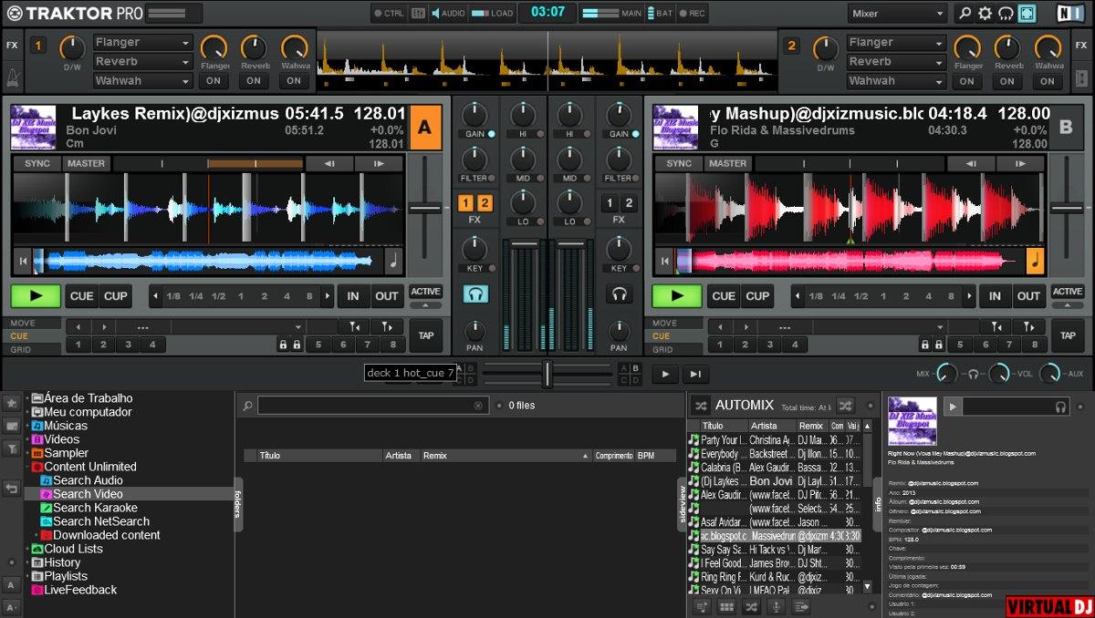 O PARA VIRTUAL DJ SKINS PACOTE BAIXAR DE