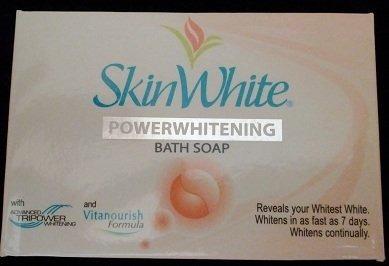 skinwhite powerwhitening jabón de baño 135g