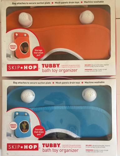 skip hop organizador de juguetes para el baño
