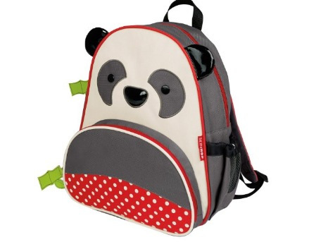skip hop zoo little panda maleta morral pequeña niños niñas