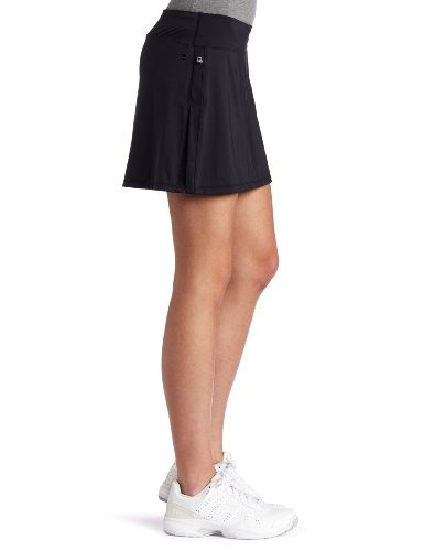 skirt sports women's gym girl ultra falda, negro, pequeño
