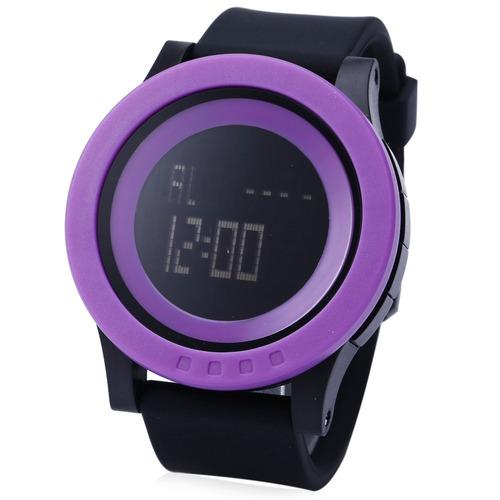skmei 1142 hombres deporte led reloj digital reloj reloj de